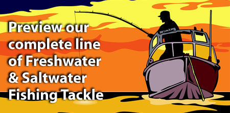 merrick tackle freshwater and saltwater fishing tackle