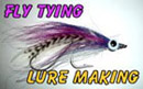 fly tying and lure making