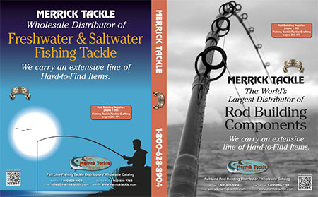 Merrick Tackle fishing tackle and rod building catalog