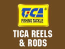 Tica Reels and Rods