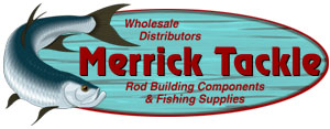 Merrick Tackle Rod Building Components