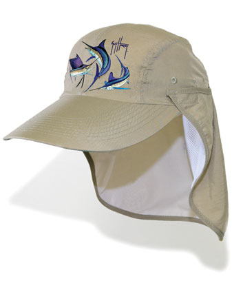 41f119d9b6093 embroidered hats. AFTCO Bluewater is pleased to present its expanded Guy  Harvey ...