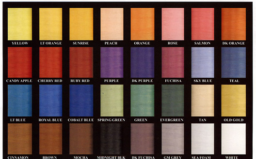 RodSmith Stay True Thread Colors